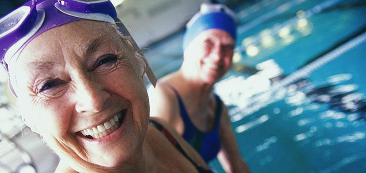 Improve Health with Aquarobics