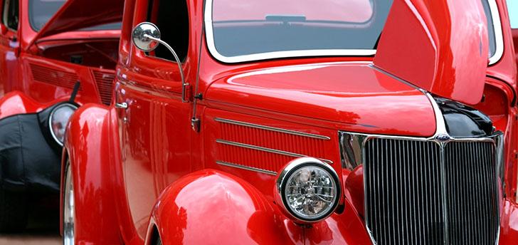 Classic Car Cruisin'