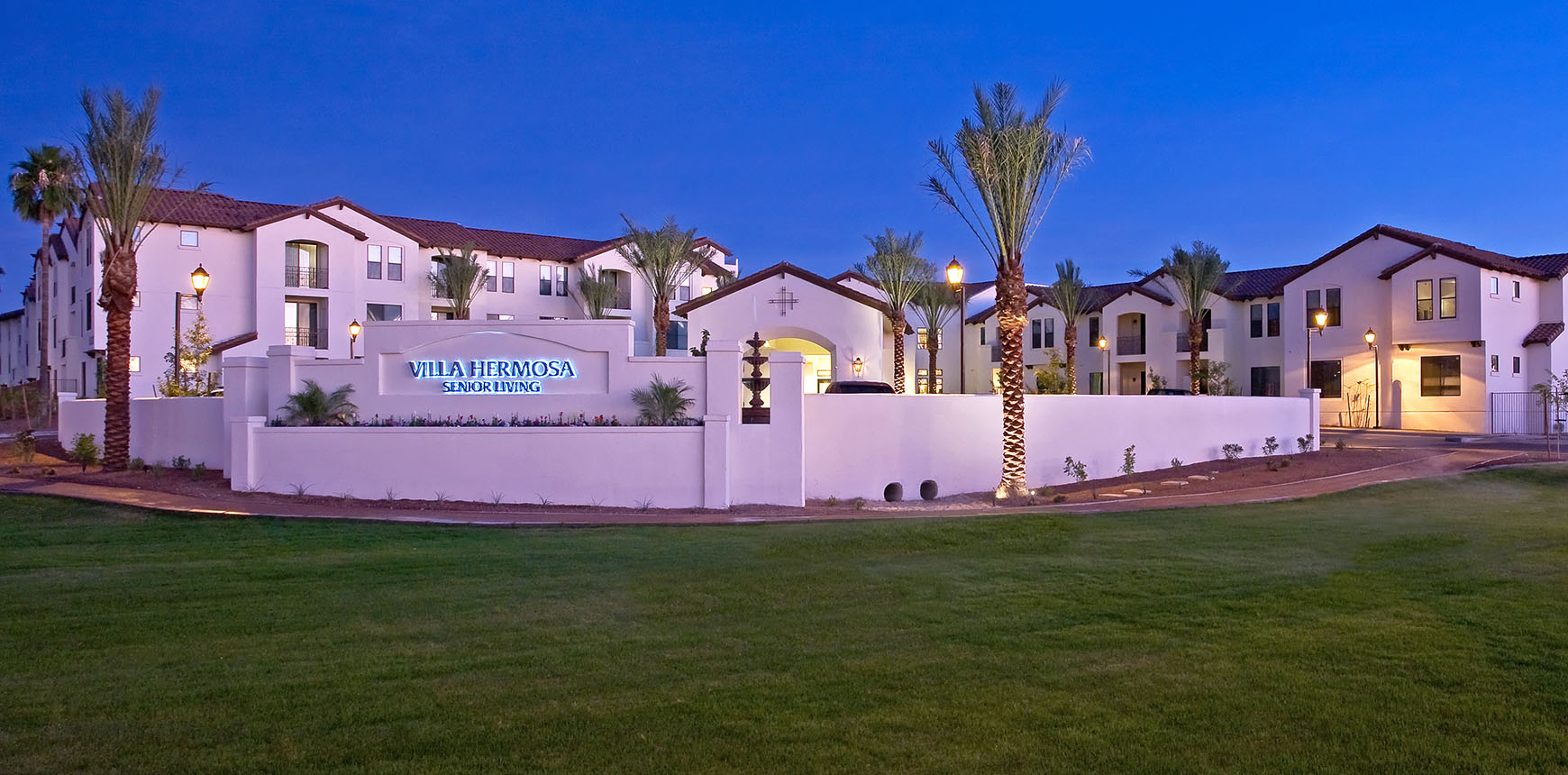 Senior Living In Tucson Az Villa Hermosa