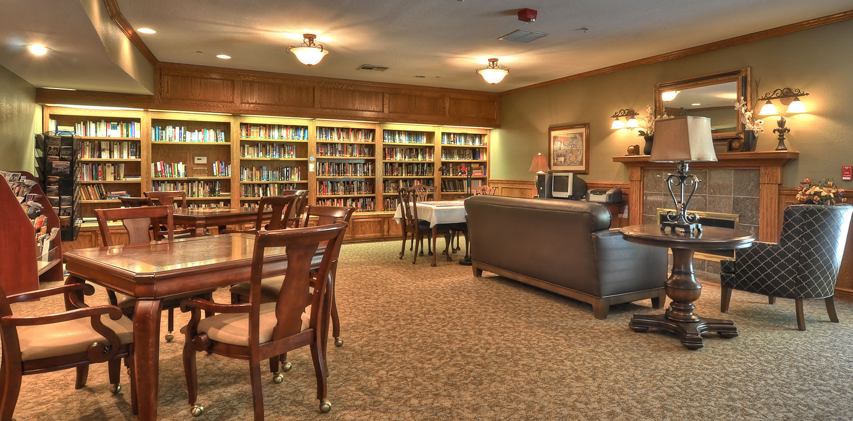 Assisted Living In Walnut Creek Ca The Kensington