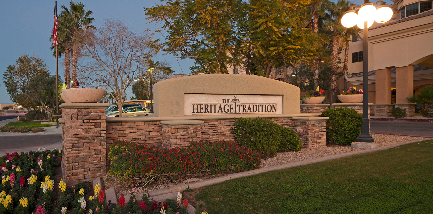 Sun City West Az >> Neighborhood | The Heritage Tradition in Sun City, AZ