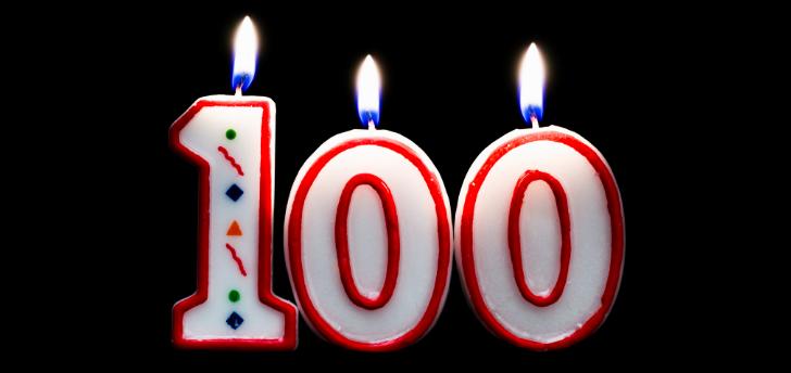 Join the Centenarian Club