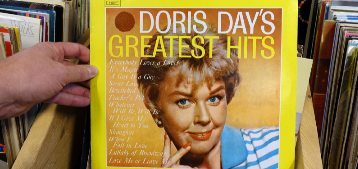 Relive the Music of Doris Day