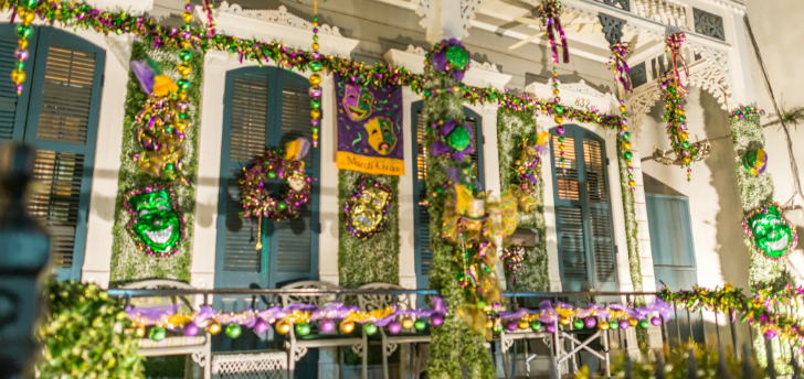 Experience the 'Big Easy'