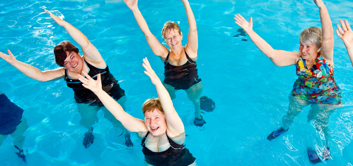 Make a Splash About Your Health