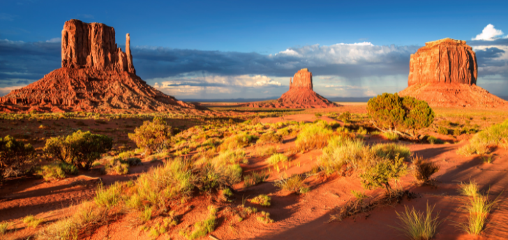 Explore the American West