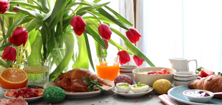 Enjoy an Easter Brunch