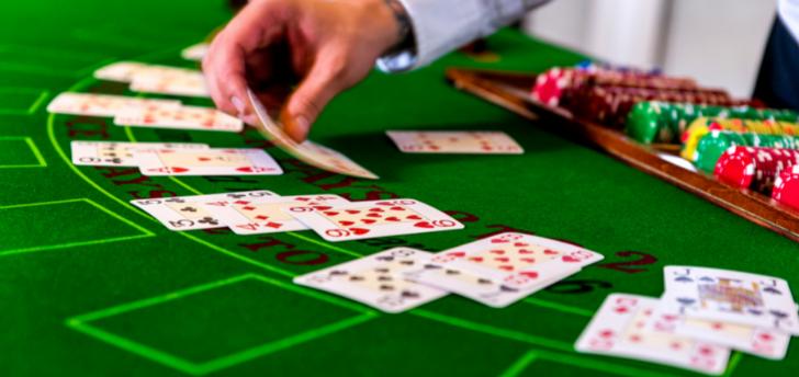 Attend a Casino Game Night