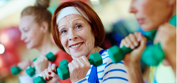 Improve Your Strength with Otago