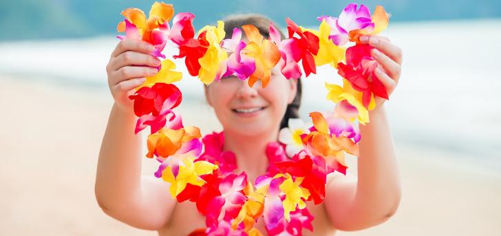 Attend a Summer Luau