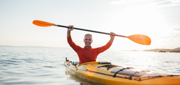 Have a Kayaking Adventure