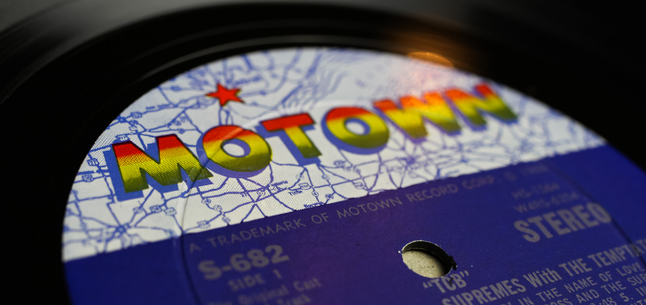 Relive the Hits on Motown