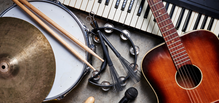 Visit the Musical Instrument Museum