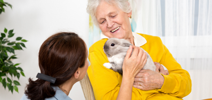 Reap the Benefits of Pet Therapy