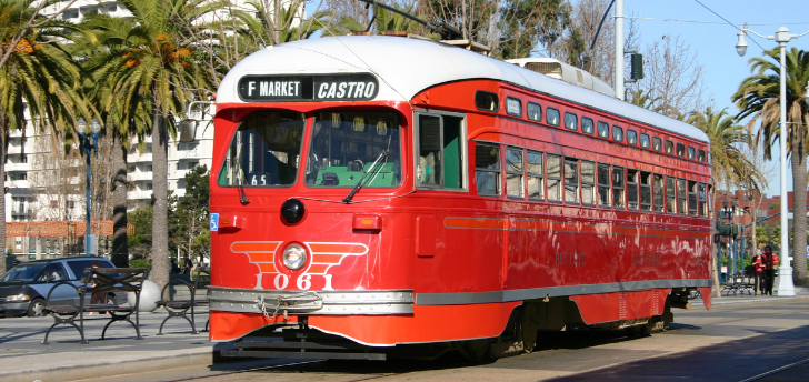 Learn the History of Streetcars