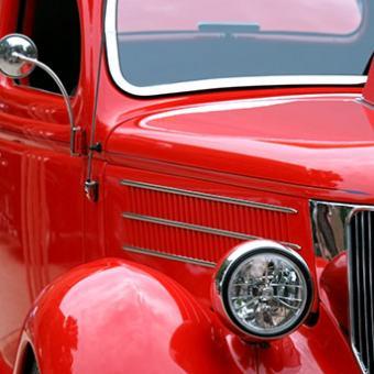 Experience: Classic Car Cruisin'