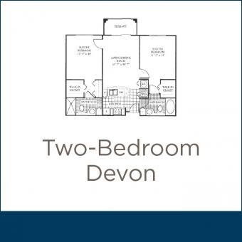 Carlisle Floorplan Devon