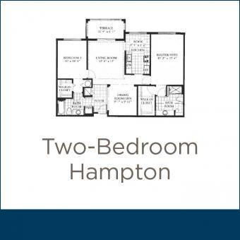 Carlisle Floorplan Hampton