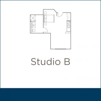 Coventry Place Studio Studio B