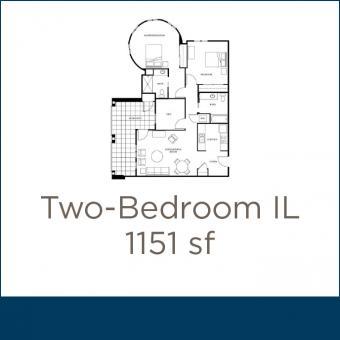 La Vida Real E Two Bedroom IL