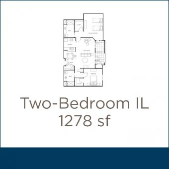 La Vida Real G Two Bedroom IL