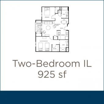 La Vida Real D Two Bedroom IL