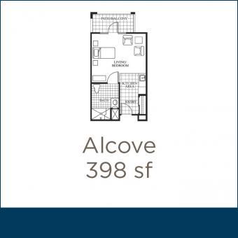 Maravilla Alcove Floor Plan