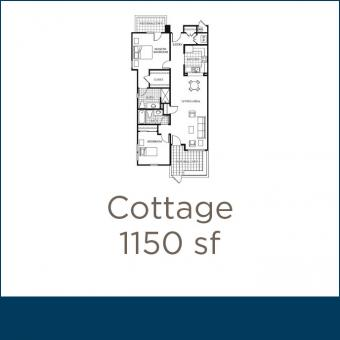 Maravilla Cottage Floor Plan
