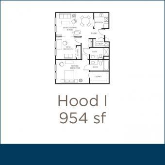 Northwest Place Hood I