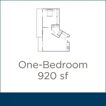 The Heights at Burbank 1BR Deluxe