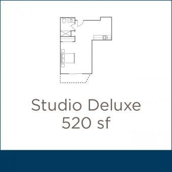 The Heights at Burbank Studio Deluxe