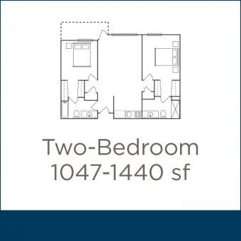 The Regency Two Bedroom