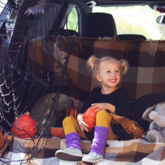 Daily life: Trunk or Treat