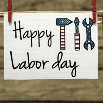 Daily life: Celebrate Labor Day