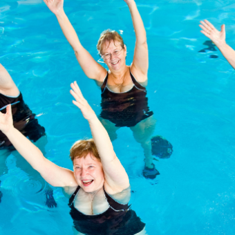 Daily life: Make a Splash About Your Health