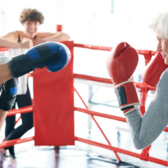 Daily life: Try Boxing