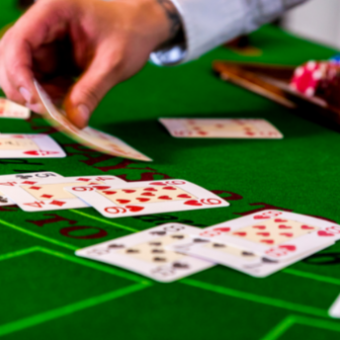 Daily life: Attend a Casino Game Night