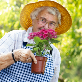Daily life: Show Off Your Green Thumb