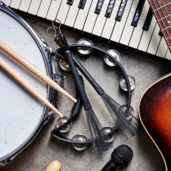 Daily life: Visit the Musical Instrument Museum