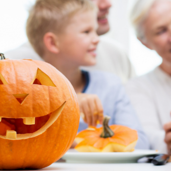 Daily life: Be Part of a Pumpkin Exchange