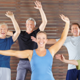 Daily life: Move and Groove to Better Health