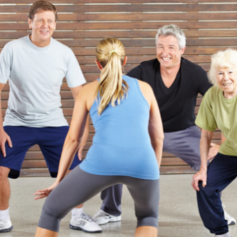 Daily life: Try a New Fitness Class