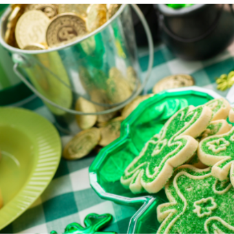 Daily life: Go Green for St. Patrick's Day