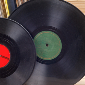 Daily life: Attend a Vinyl Variety Hour
