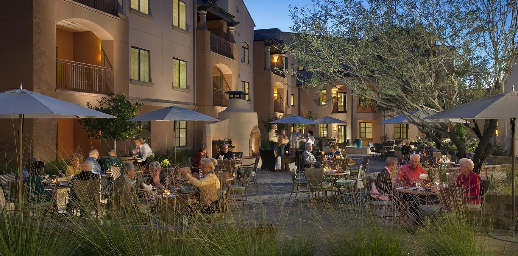 Senior Living in Scottsdale, AZ | Maravilla Scottsdale
